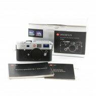 Leica M7 0.72 Silver + Box