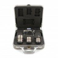 Leica M7 Titanium 50 Years Big 3 Lens Set + Box Ultra Rare