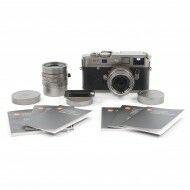 Leica M7 Titanium + 28mm Summicron-M Titanium + 50mm APO-Summicron-M Titanium