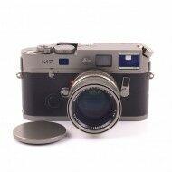 """Leica M7 Titanium Set """"50 Jahre Leica M System"""""""