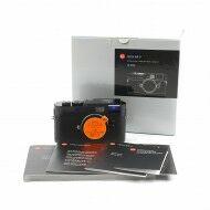 Leica M9-P Black Paint Replaced Sensor + Box