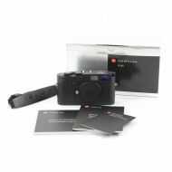 Leica MP Black Chrome à La Carte 0.72 + Box