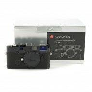 Leica MP 0.72 Black Paint + Box