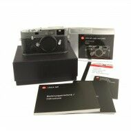 Leica MP Grey Hammertone LHSA 1968-2003 + Box