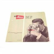 Leica MP (1956) Leaflet