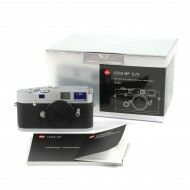 Leica MP 0.72 Silver + Box