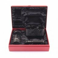 Leica MP3 LHSA Special Edition Black Paint + Box