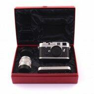 Leica MP3 LHSA Special Edition Silver + Box