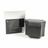 Leica Q Typ 116 Every Ready Case Black Leather + Box