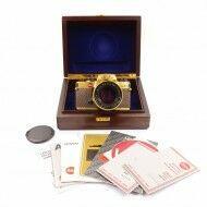 Leica R4 Gold