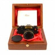 Leica R7 Urushi Nihon Siber Hegner