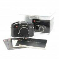 Leica R9 Black + Box