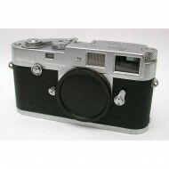 Leica M2 Chrome Press Button