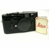 Leica M3 Single Stroke Black Paint