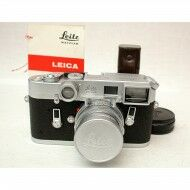 Leica M4 Chrome Set
