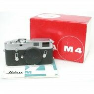 Leica M4 Chrome + Box