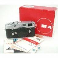Leica M4 Chrome + Box