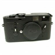 Leica M4 Black Chrome