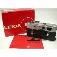 Leica M5 Chrome + Box