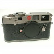 Leica M6 Non TTL Titanium