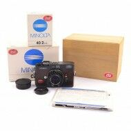 Minolta CLE 50 Years ZSZ Limited Edition Set + Box