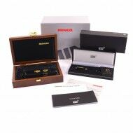 Minox LX Edition 2000 + Montblanc Fountain Pen + Box