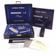Minox LX Platin Limited Edition + Box