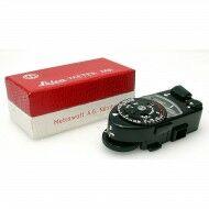 Leica MR-4 Light Meter Black Paint + Box