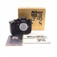 Nikon F4S + Box