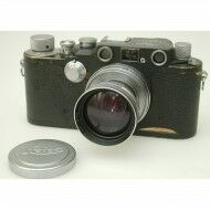 Leica IIIC Grey Paint Set