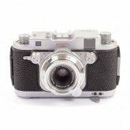 Robot Royal 24 + Schneider-Kreuznach 38mm Xenar Lens