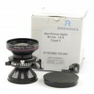 Rodenstock 90mm f5.6 APO-Sironar Digital Copal 0 + Box