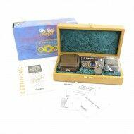 Rollei 35 Royal Stirnhimmel Blue + Box New