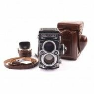 Rolleiflex 2.8F White Face