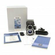 Rolleiflex 2.8GX 80 Years 1920-2000 + Box