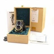 Rolleiflex 2.8GX Urushi Japan Edition + Box