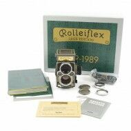 Rolleiflex 2.8GX 60 Years 1929-1989 + Box