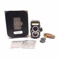Rolleiflex 2.8F Platin-Aurum Edition
