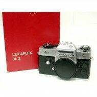 Leicaflex SL2 50 Jahre Chrome + Box