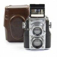 Zeiss Ikon Contaflex TLR + 50mm f1.5 Sonnar Lens