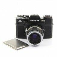 Zeiss Ikon Contarex Super + Carl Zeiss 35mm f2 Distagon Lens