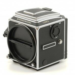 Hasselblad 503CW Silver