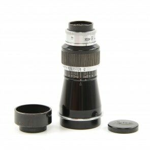 Leica 105mm f6.3 Berg Elmar Black/Chrome M39