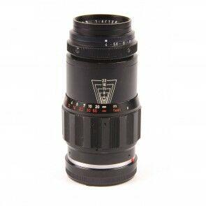 Leica 135mm f4 Elmar In Tele-Elmar Barrel Pre-Series Rare
