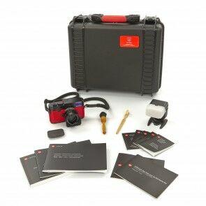 "Leica M-P (Typ 240) ""Grip"" by Rolf Sachs Set + Box"