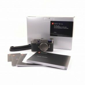 Leica M-P Titanium Body + Box