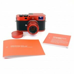 Leica M (Typ 262) Red Edition + 50mm f2 APO-Summicron-M ASPH Red Edition + Box