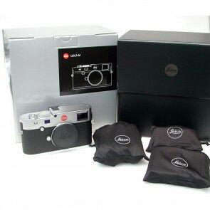 Leica M (Typ 240) Silver + Box