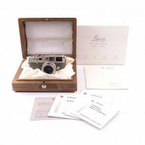 Leica M6 Platinum 150 Years Optik 35mm Summicron 1945 + Box