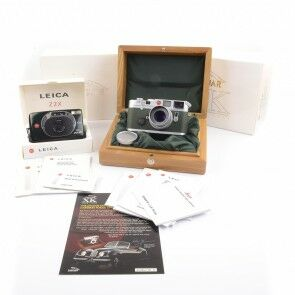 Leica M6 Jaguar XK + Leica Z2X Jaguar Set + Box
